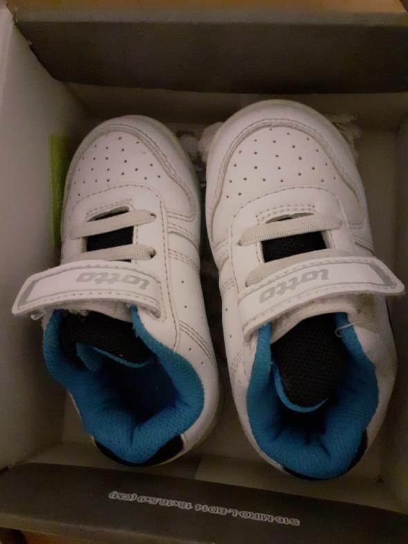 Adidasy chłopięce LOTTO LIFES rozm 22