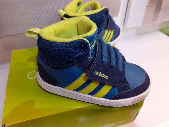 Adidasy dziecięce adidas neo rozmiar 22