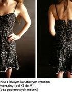 Czarna sukienka rozm uniwer xs 34 s 36 m 38...