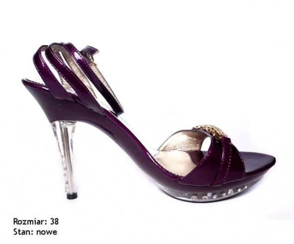 Szpilki Szpilki sandały czółenka obcasy 38 39 wesele buty