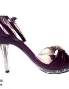 Szpilki sandały czółenka obcasy 38 39 wesele buty...