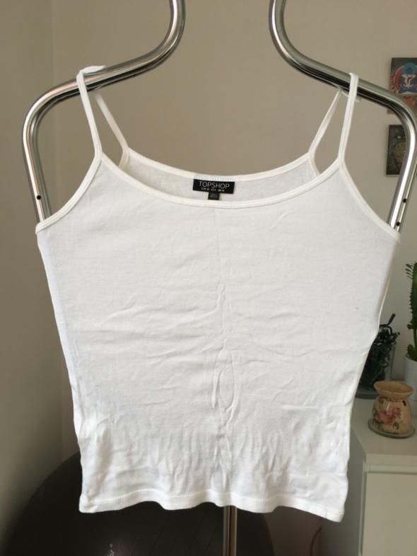 Biała koszulka top Top Shop rozm 36...