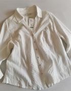 Biała bluzka 4446...