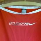 Sportowa bluzka bluza nike drifit zatrzaski 40 42