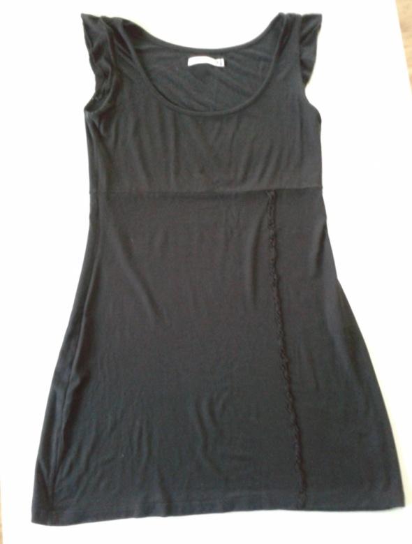COTTON CLUB Sukienka czarna 40 L...