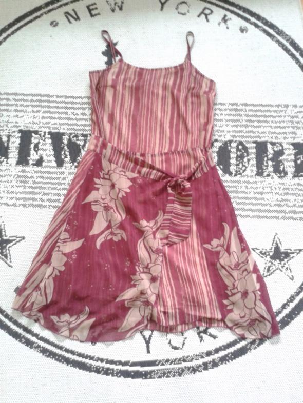 Sukienka H&M 40 L na ramiączkach...