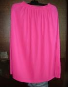 Neonowa plisowana spódnica...