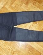Spodnie jeansowe Croop jak nowe XS...