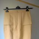 Ołówkowa spódnica z wysokim stanem ZARA XS S