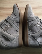 Przepiękne sneakersy Bekett 28 kolorów skórzane
