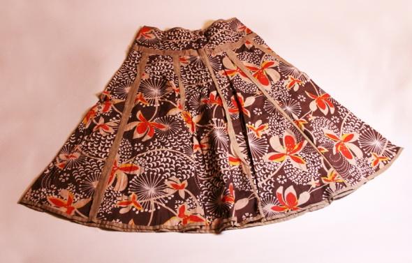 Spódnice spódnica made in India