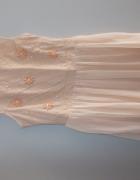 Sukienka koronka róż New look 40 L...