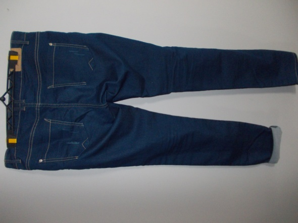 spodnie jeans rurki sinsay 40 L
