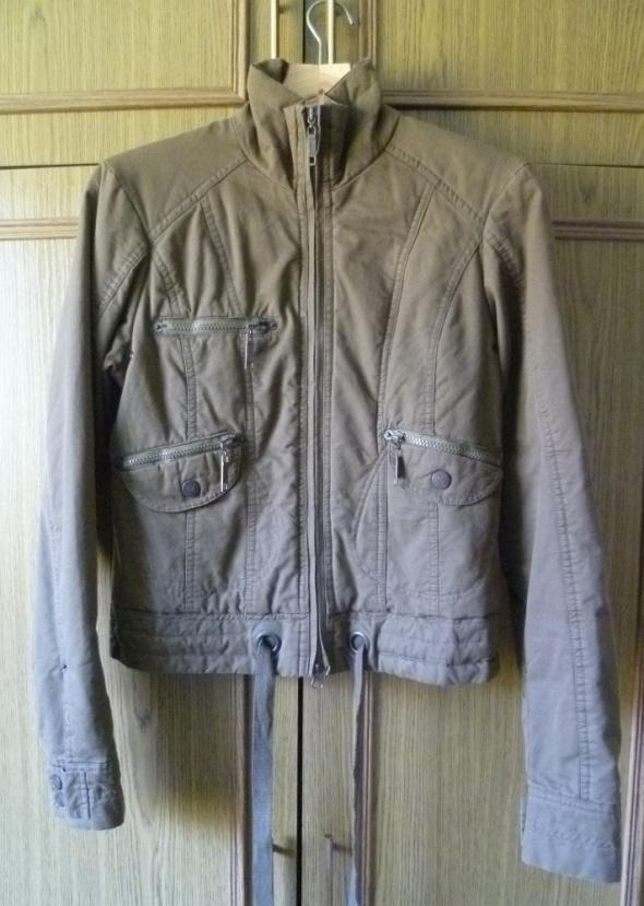 Odzież wierzchnia REPORTER jasno brązowa kurtka S