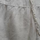 Biała lniania spódnica Esprit rozm S stan idealny