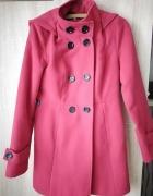 Czerwony płaszcz rozmiar 36