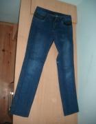Jeansy niebieskie M