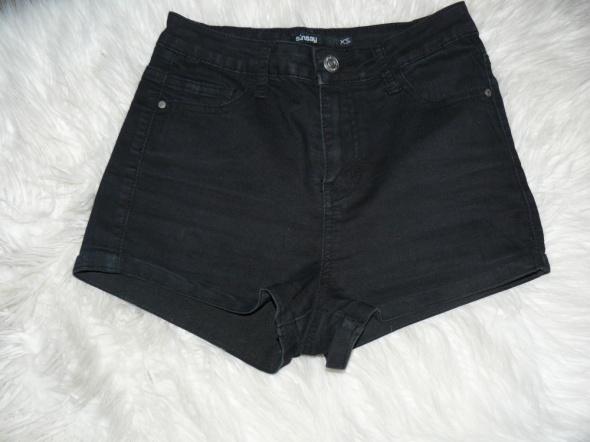 Spodenki Jeansowe spodenki SINSAY XS