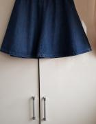 Jeansowa spódniczka Bershka XS...
