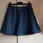 Jeansowa spódniczka Bershka XS