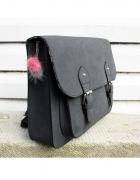 Plecak w stylu listonoszki