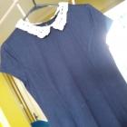 Granatowa sukienka Forever 21