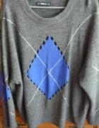 Sweter oversize Zara rozmiar S