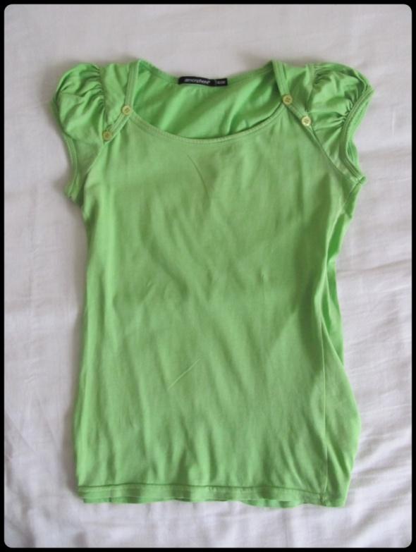 Zielona bluzka Atmosphere rozmiar 36 S wiosenny kolor...