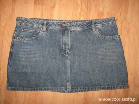 Spódnice Spódnica dżinsowa 44 46 48
