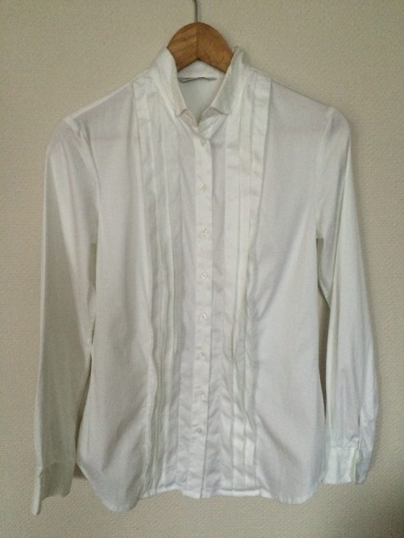 TATUUM biała koszula bawełniana 34