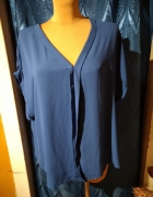 Ciemnoniebieska bluzka Dorothy Perkins Rozmiar 50...