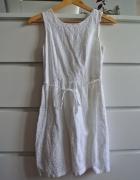 Biała sukienka New Look...