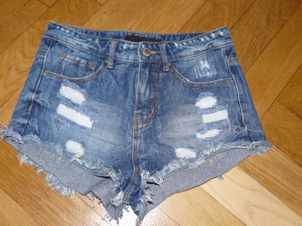 Spodenki Jeansowe spodenki Tally Weijl 32