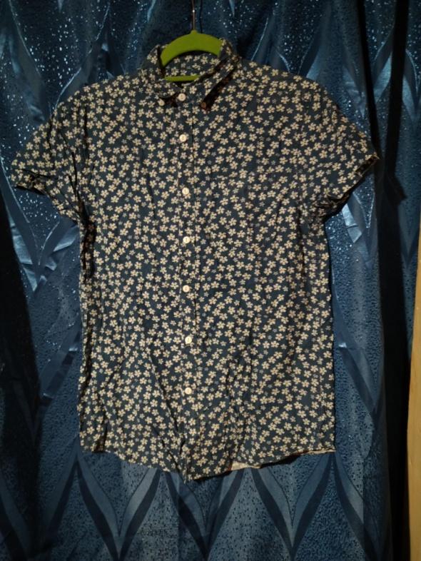Koszula w kwiaty Rozmiar XS