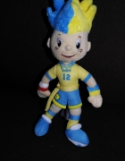 Maskotka Euro 2012...