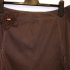 brązowa spódnica Frank Walder 44