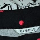 spódnica piękna w białe kwiaty 38 GEORGE