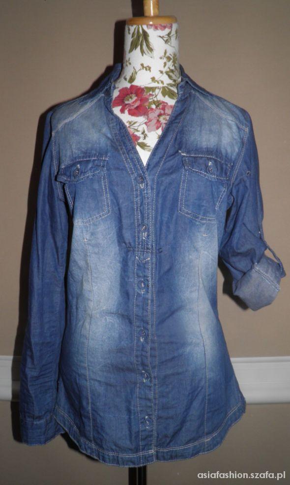 Koszule koszula dżinsowa redial jeans S