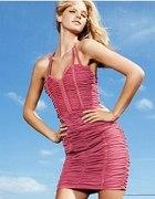 H&M Malinowa sukienka tuba S 36...