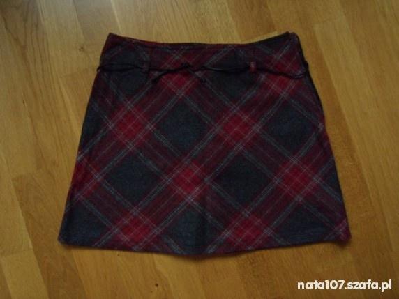 Spódnice Orsay ciepła spódniczka na zimę
