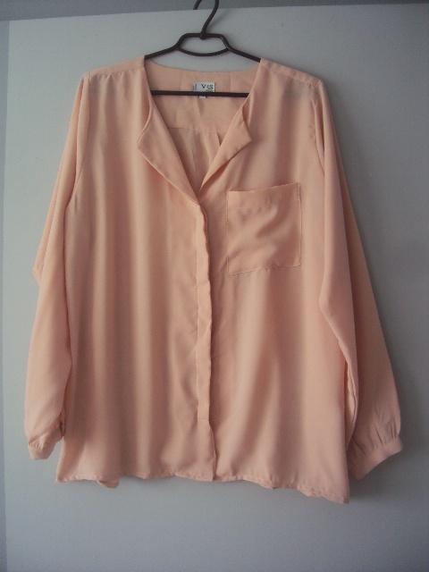 elegancka rozpinana bluzeczka...