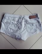 krótkie spodenki jeansowe szorty rozmiar M...