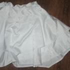 Asymetryczna spódniczka rozkloszowana rozmiar 38 ZOUL