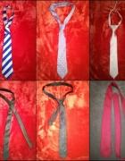 Krawat do wyboru 6 wzorów...