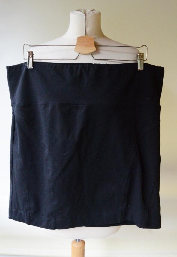 Spódnice Spódniczka Ciążowa XL 42 Lindex Mama Czarna Ciąża