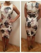Piękna sukienka bez rękawów H&M rozmiar M...