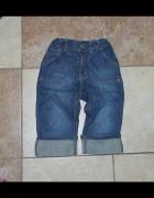 Spodnie dżinsowe H&M 86...