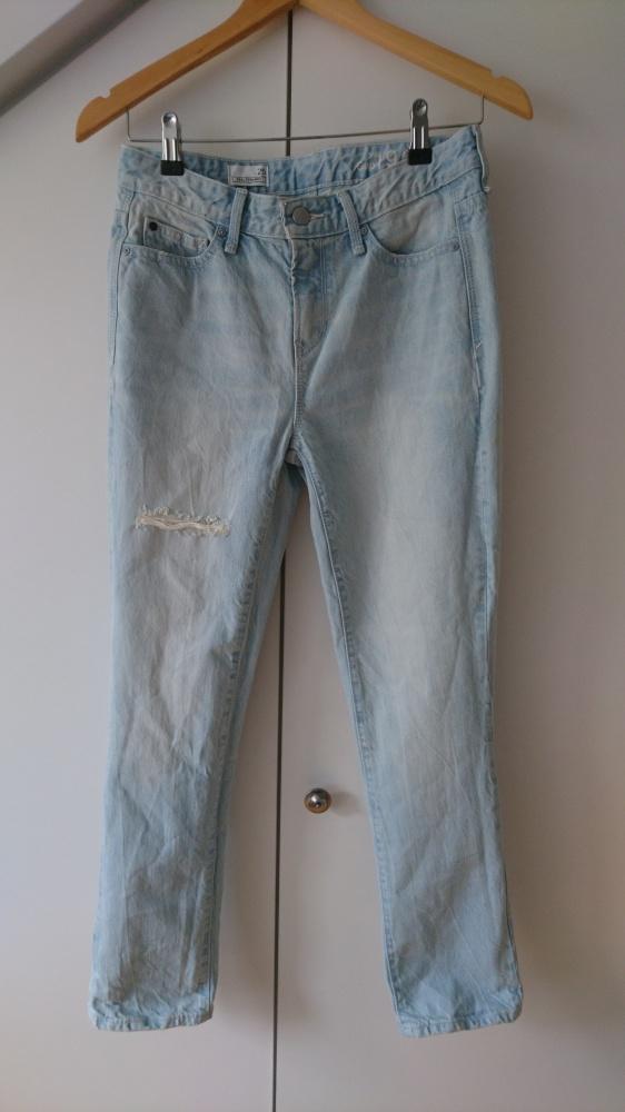Spodnie GAP 1969 real straight jeans 25...