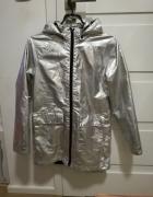 Śliczna kurtka płaszczyk HOLO 146 152...
