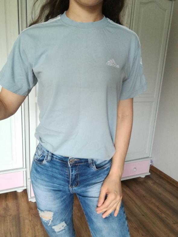 Bluzka krótki rękaw adidas xs s